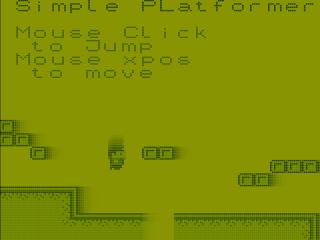 Simple Platformer